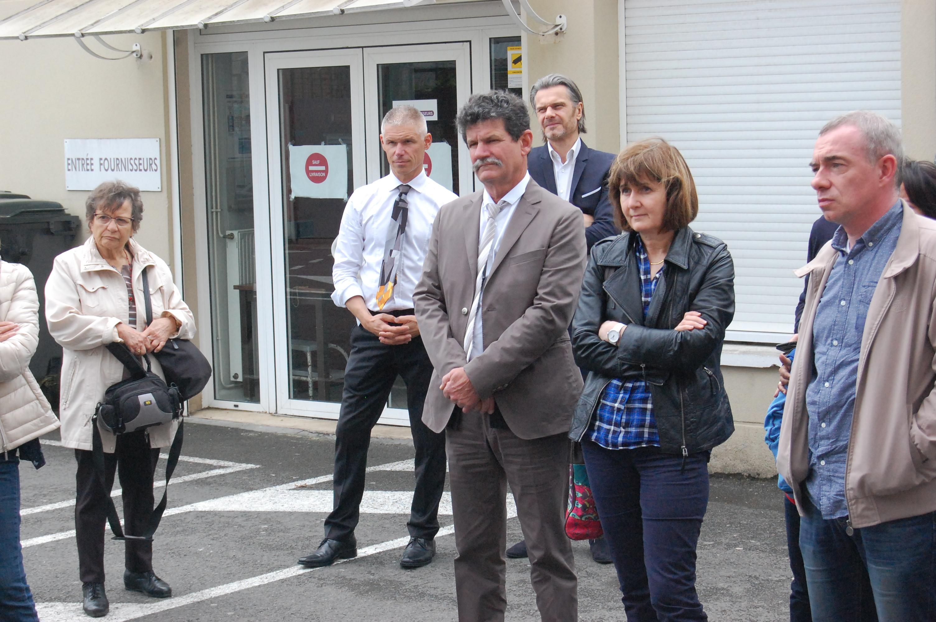 005 AG 2017 Blanquefort Visite Lycée Saint Michel (3)