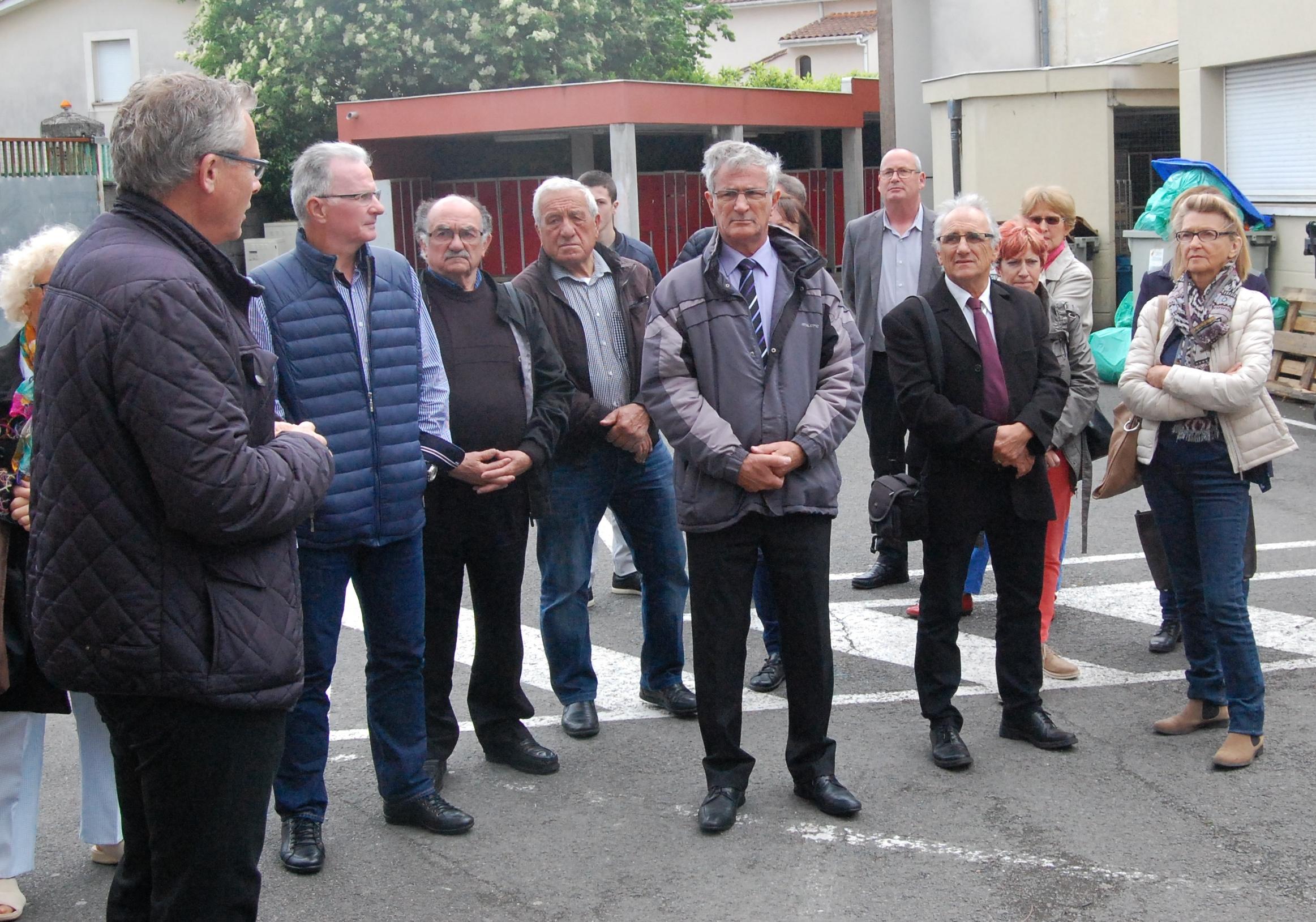 006 AG 2017 Blanquefort Visite Lycée Saint Michel (4)