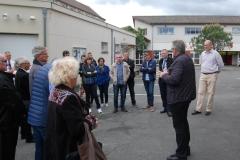 004 AG 2017 Blanquefort Visite Lycée Saint Michel (2)