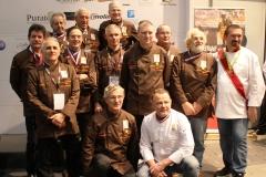 Organisateurs et Jurys du 3ème Championnat de france des Arts Gourmands